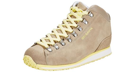 Scarpa Primitive Lite Schoenen beige/geel
